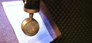 Vocal Booth - Voice Box Voice Over Class