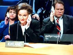 Sharon Geller SNL